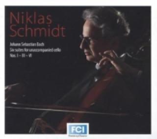 Cellosuiten Nr I - III - VI