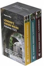 London's Hidden Walks  Volumes 1-3 Box Set