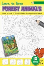 Learn to Draw - Forest Animals