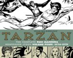 Tarzan The Complete Russ Manning Newspaper Strips Volume 4 (1974-1979)