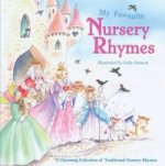 Square Paperback Book - Favourite Nursery Rhymes
