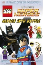 LEGO DC Super Heroes: Heroes into Battle: Ultimate Sticker C