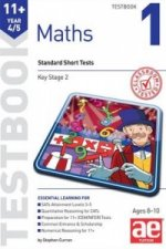 11+ Maths Year 4/5 Testbook 1