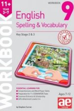 11+ Spelling and Vocabulary Workbook 9