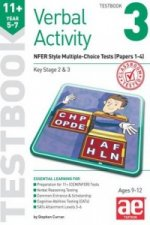 11+ Verbal Activity Year 5-7 Testbook 3