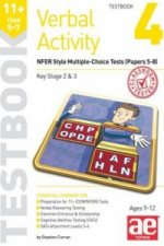11+ Verbal Activity Year 5-7 Testbook 4