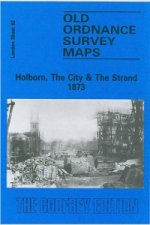 Holborn, the City and the Strand 1873