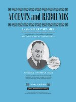 ACCENTS & REBOUNDS