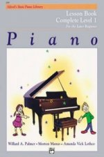 ALFREDS BASIC PIANO COURSE LESSON BOOK C