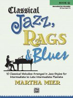 CLASSICAL JAZZ RAGS BLUESBOOK 3