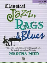 CLASSICAL JAZZ RAGS BLUESBOOK 4