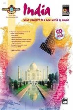 GUITAR ATLAS INDIA BK & CD