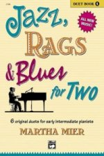 JAZZ RAGS BLUES FOR TWO BOOK 1