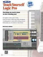 TEACH YOURSELF LOGIC PRO WITH DVD