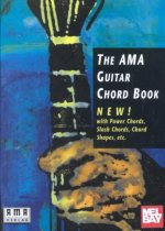 AMA GUITAR CHORD BOOK THE