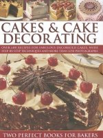 Cakes & Cake Decorationg: Two Perfect Books For Bakers