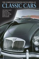Complete Illustrated Encyclopedia of Classic Cars