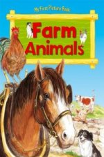 My First Picture Book Farm Animals