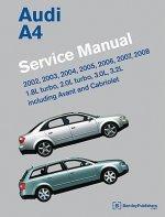 Audi A4 Service Manual 2002-2008 (B6, B7)