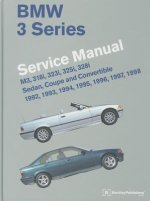 BMW 3 Series (E36) Series Manual 1992-1998