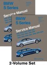 BMW 5 Series Service Manual 2004,2005,2006,2007,2008,2009,2010 (E60, E61)