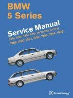 BMW 5 Series Service Manual 1989-1995 (E34)