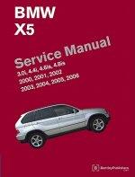 BMW X5 Service Manual 2000-2006 (E53)