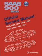 Saab 900 16 Valve 1985-1993 Official Service Manual