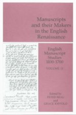 English Manuscript Studies, 1100-1700