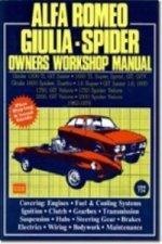 Alfa Romeo 1300, 1600, 1750, 2000 1962-78 Autobook