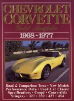 Chevrolet Corvette Gold Portfolio, 1968-77