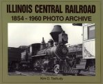 Illinois Central Railroad 1854-1960