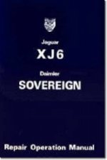 Jaguar XJ6, 3.4/4.2 Series 2 Workshop Manual