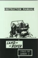Land Rover Series 1 Instruction Manual 1948-58 (4277)