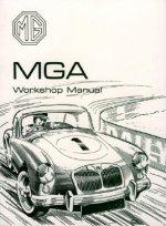 MG, MGA 1500 and 1600CC Mk.2