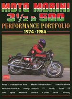 Moto Morini 3-1/2 and 500 Performance Portfolio 1974-1984