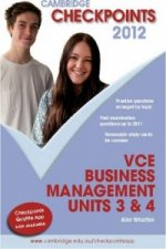 Cambridge Checkpoints VCE Business Management Units 3&4 2012
