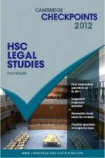 Cambridge Checkpoints HSC Legal Studies 2012