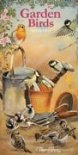 Garden Birds by Pollyanna Slim Diary