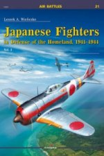 Japanese Fighters in Defense of the Homeland, 1941-1944. Vol. 1