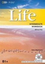 Life Intermediate: Workbook without Key plus Audio CD