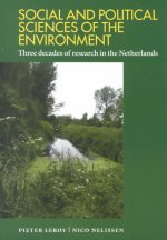 Social and Political Sciences of the Environment