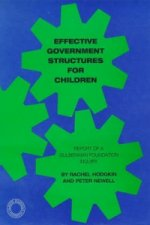 Effective Government Structures for Children