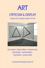 Art, Criticism and Display