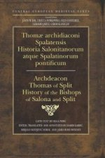 HISTORY OF THE BISHOPS OF SALONA AND SPL