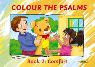 Colour the Psalms Book 2