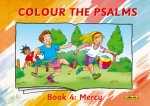 COLOUR THE PSALMS BOOK 4 MERCY