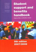 Student Support and Benefits Handbook: England, Wales and Northern Ireland