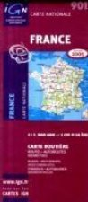 901 FRANCE ROADS & MOTORWAYS