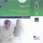 ACCA Paper 3.5 Strategic Business Planning and Development